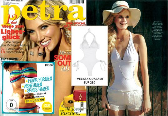 El camino más rápido para un beach body perfecto: el monokini de Melissa Odabash