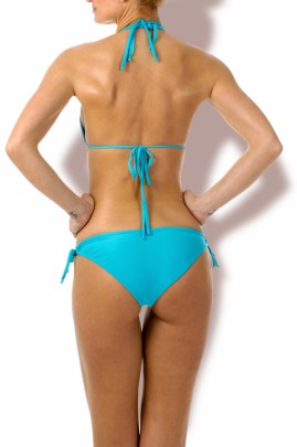Happy Holiday - Triangel Wickel-Bikini