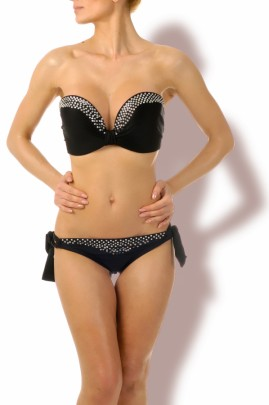 High Class Push up Bandeau Bikini