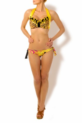 Glam Appeal - Push up Bandeau Bikini