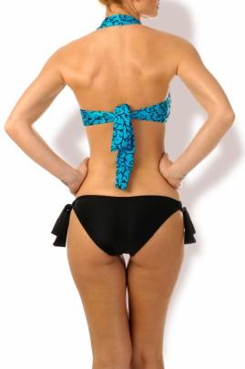 Wonderful – Push up Bandeau Bikini Ornaments