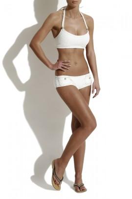 Bikini halter repleto de detalles