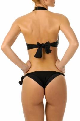 Glamour Push up Bandeau Bikini