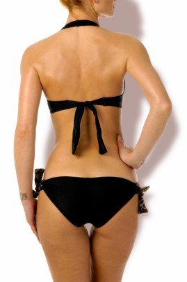 Happy Holiday- Neckholder Bikini