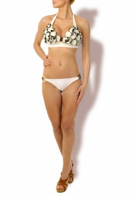 Magic Flowers – Push up Triangel Bikini