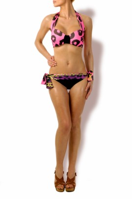 Wonderful – Push up Bandeau Bikini