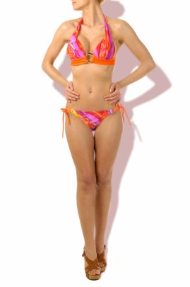 Happy Holiday - Push up Triangel Bikini