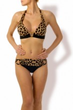 Fabulous - Leo Push up Triangel Bikini