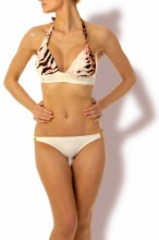 Hot Look –  Push up Triangel Bikini
