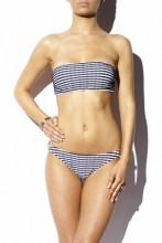 Bandeau Bikini Marine Chic