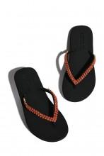 Thong sandal Vibrant Coral