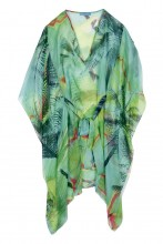 Silk Caftan Palm Beach
