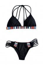 Bikini mit raffinierter Schnürung