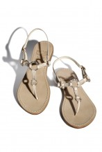 Sandals Glamour Circles