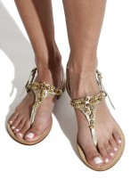 Sandals Golden Girl