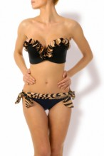Luxury - Push up Bandeau Bikini Mabella