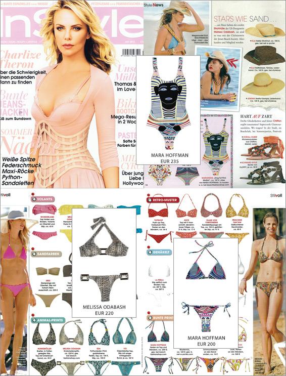 Drei mal in Style und auch bei uns: Diese Beachwear-Modelle sind die Stars des Sommers!