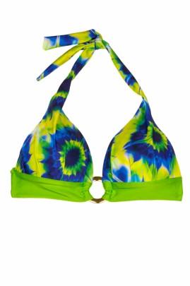 Fantasy - Print Triangel Push up Bikini