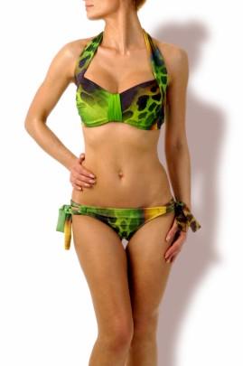 Fabulous – Bandeau Push up Bikini