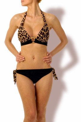 Happy Holiday – Leo Push up Triangel Bikini