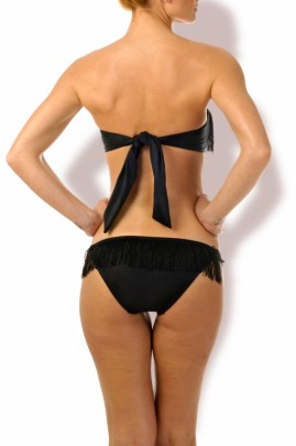 Glam Appeal - Push up Bandeau Bikini Samba Beach