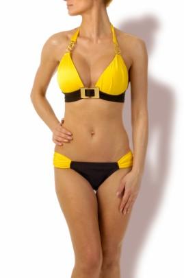 Luxury – Citric Push up Triangel Bikini