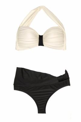 Elegance Push up Bandeau Bikini