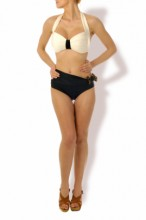 Elegance Push up Bandeau Bikini