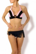 Hot Look –  Push up Triangel Bikini Bora Bora