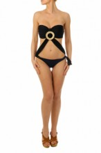 Luxury Push up Bandeau Monokini