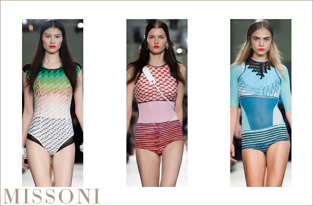 Missoni - Swimwear from another planet